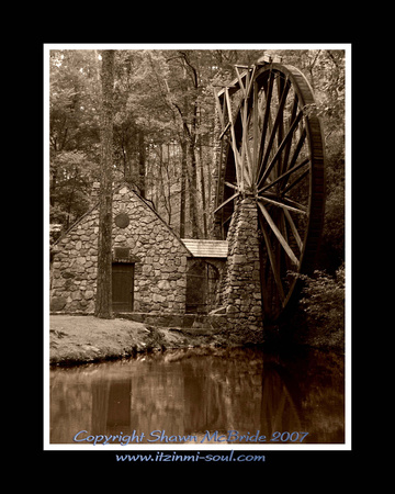 The Mill at Berry College, Rome GA