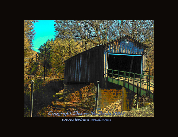 Euharley Covered Bridge